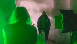 """Gletscherschwimmen extrem wurde in der Servus-TV Serie """"Heimatleuchten"""" ausgestrahlt."""